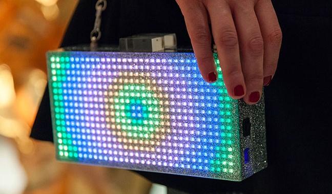 LED Handbag