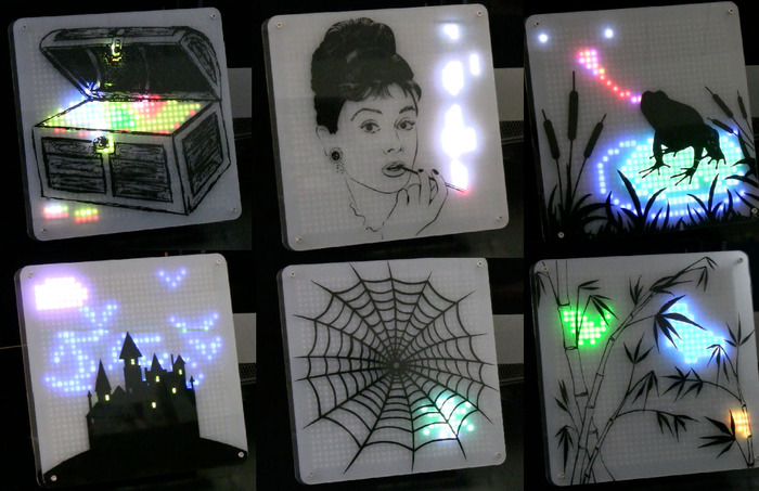 Creating Your Own Led Art Pixel Led Art
